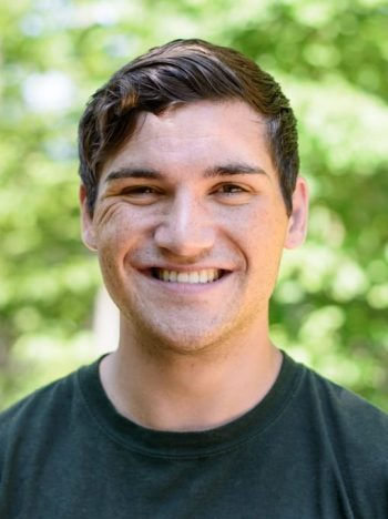 Eoghan O'Neil - staff member at Camp Cody