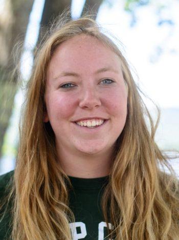 Erin Fenske, rowing instructor at Camp Cody