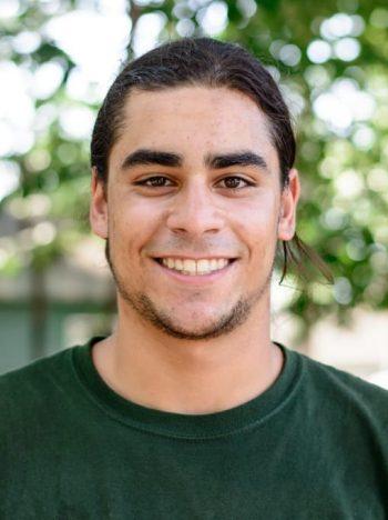 Felipe Azevedo, rowing instructor at Camp Cody