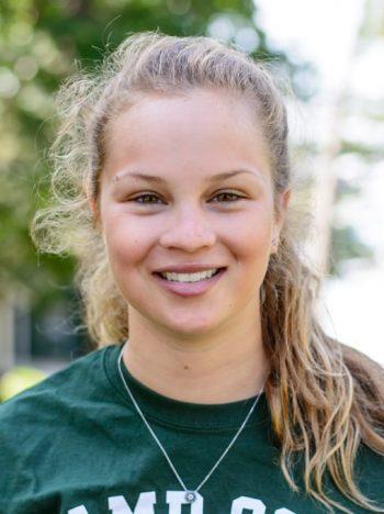 Kirsten Johnston - Lifeguard at Camp Cody