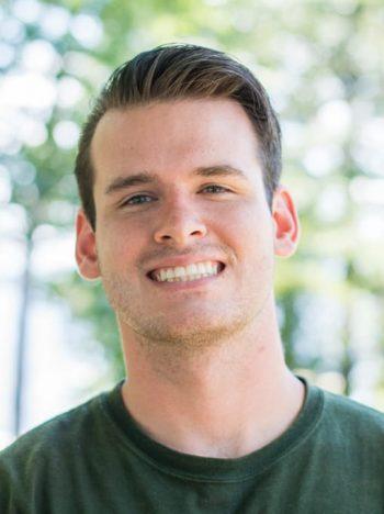 Mason Missaggia - staff member at Camp Cody