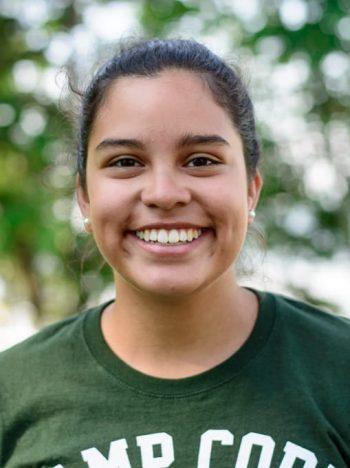 Maya Booman-Amico - lifeguard at Camp Cody