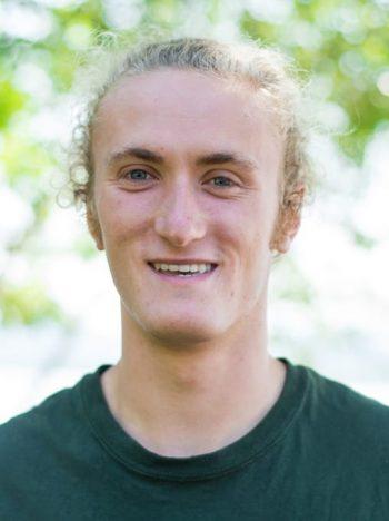 Nathan Rees - kayaking instructor at Camp Cody