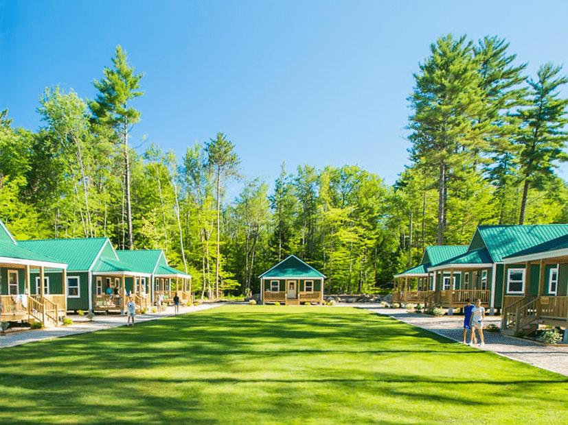 cabins at camp cody